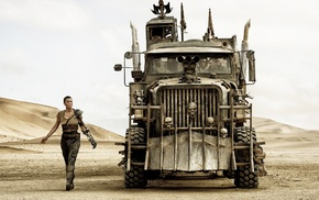 Mad Max, actress, men, trucks, Courtney Eaton, Charlize Theron