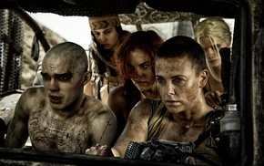 Charlize Theron, redhead, Abbey Lee Kershaw, Mad Max, Courtney Eaton, Riley Keough