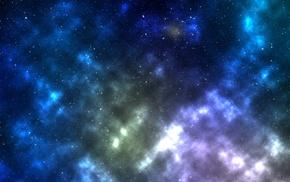 Void, nebula, galaxy, stars, insterllar, space