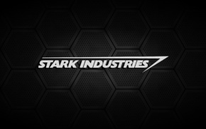 movies, Marvel Comics, Stark Industries, Marvel Heroes, typography, Iron Man