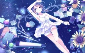 long hair, shorts, anime girls