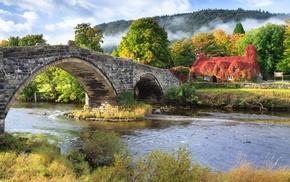 Wales, UK, landscape