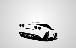 car, Corvette