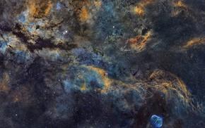 stars, NASA, galaxy, nebula, space
