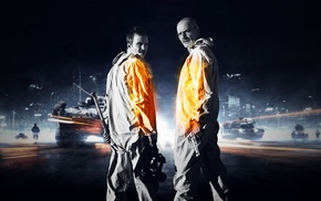 Walter White, Breaking Bad, Battlefield 3