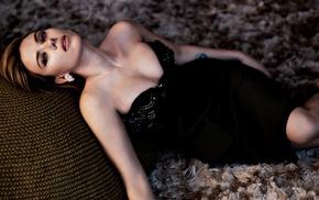 girl, Scarlett Johansson