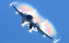 rainbows, Sukhoi Su, 34