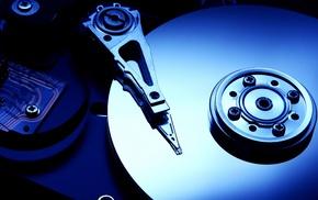 computer, technology, Hard drives