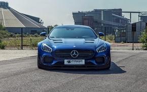 car, Prior Design, Mercedes, Benz AMG GT