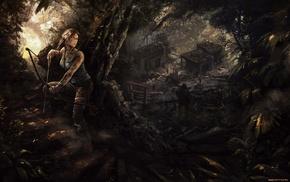 video game characters, fan art, video game girls, video games, Lara Croft, Tomb Raider