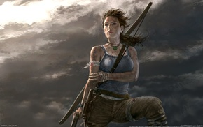 artwork, video game girls, video games, video game characters, Lara Croft, Tomb Raider