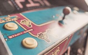 arcade, video games