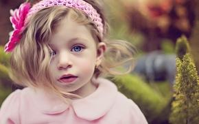 baby, blue eyes, children