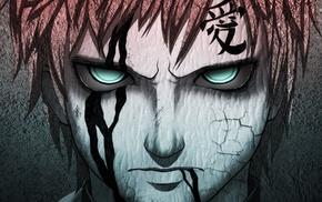 Naruto Shippuuden, anime, Gaara