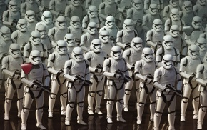 Star Wars Episode VII, The Force Awakens, stormtrooper, movies, Star Wars