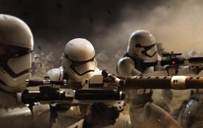stormtrooper, Star Wars Episode VII, The Force Awakens, Star Wars