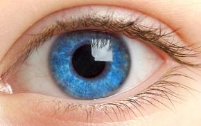 retina, pupil, eyes, blue eyes