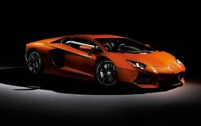 car, Lamborghini Aventador