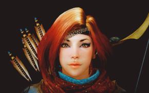 yellow eyes, Black Desert, video games