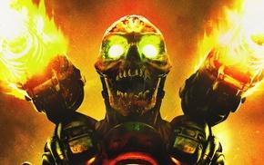 Doom game, video games