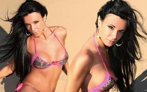 girl, Ashley Bulgari, model