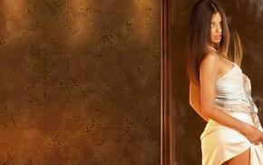 Adriana Lima, girl, model, brunette