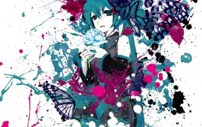Vocaloid, anime girls, Hatsune Miku, anime, Meola
