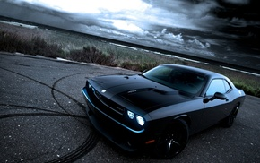 car, Dodge