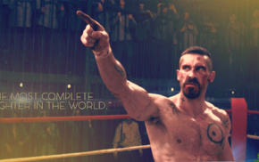 Scott Adkins, shirtless, boyka, Undisputed