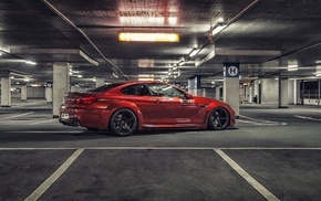 BMW M6, BMW, tuning, car