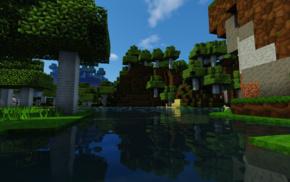 Minecraft, video games