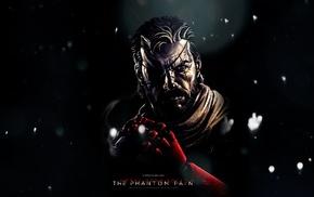Metal Gear, Metal Gear Solid V The Phantom Pain, video games, Big Boss