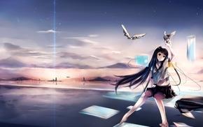 anime, anime girls, original characters