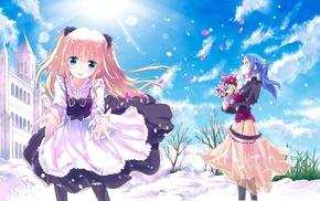 anime girls, Shoujo Gensou Necrophilia, Lieselotte Faustus
