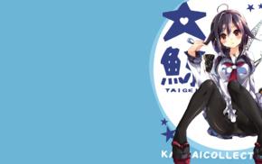 anime girls, anime, Kantai Collection, Taigei KanColle