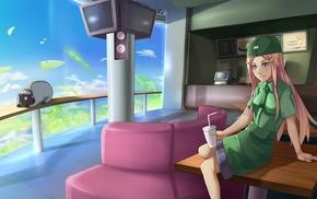 Eureka Seven, anime, Anemone Eureka Seven, anime girls