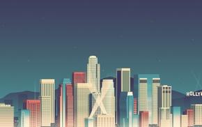 pixels, skyscraper