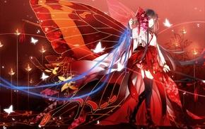 anime, Shirakiin Ririchiyo, anime girls, Inu x Boku SS, artwork