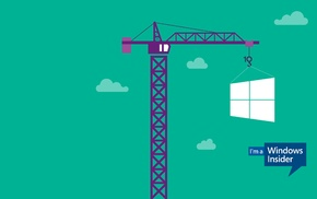 minimalism, operating systems, Windows 10, Microsoft Windows