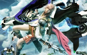 Final Fantasy XIII, video games