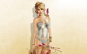 Slaughterhouse Starlets, Jennifer Lawrence, Keith P. Rein
