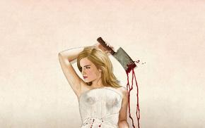 Emma Watson, Slaughterhouse Starlets, blood