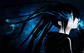 Black Rock Shooter, anime, anime girls