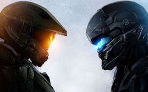 Master Chief, Spartan Locke, Halo 5, Halo