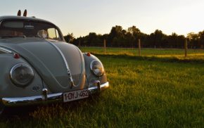 Volkswagen, Volkswagen Beetle, car, Oldtimer, vintage