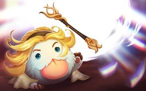 Poro, Lux, League of Legends