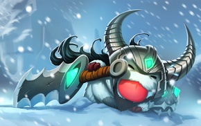 Poro, League of Legends, Tryndamere