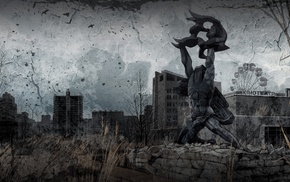 S.T.A.L.K.E.R. Call of Pripyat, Pripyat, Ukraine