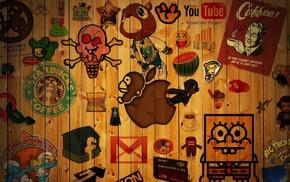 Music Life AIMP Wallpaper, walls, face