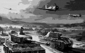 tank, Focke, Wulf Fw 190